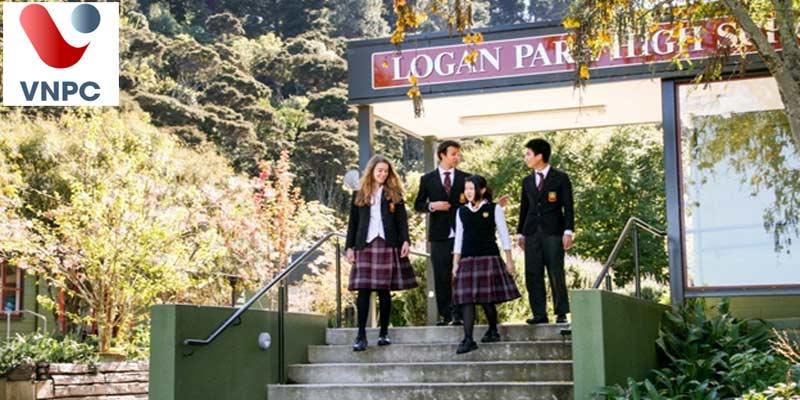 Du học New Zealand tại trường trung học Logan Park High School