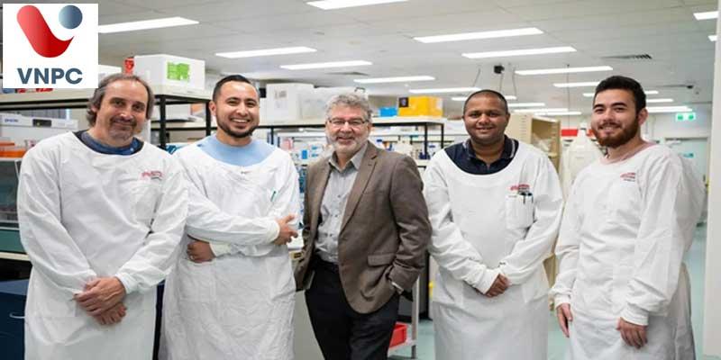 Loại thuốc đầu tiên trên thế giới có thể tiêu diệt 99,9% SARS-CoV-2 đến từ nước Úc