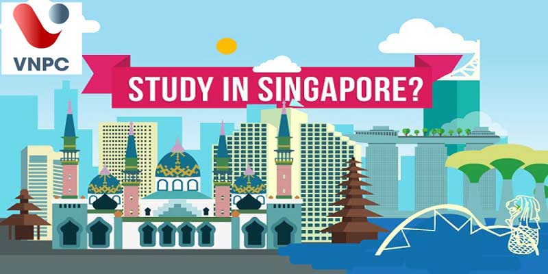 Vì sao nhiều sinh viên Việt Nam chọn du học Singapore những năm gần đây?