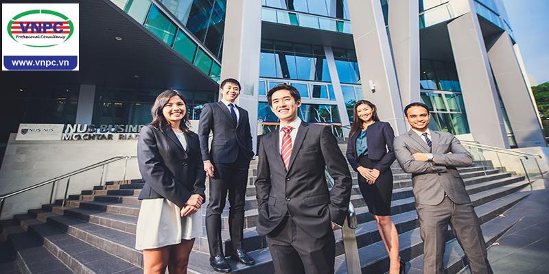 Du học Singapore 2018: Cơ hội dành học bổng MBA lên tới 50%