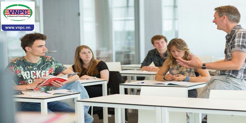 Du học Hà Lan chương trình dự bị Đại học tại Holland ISC