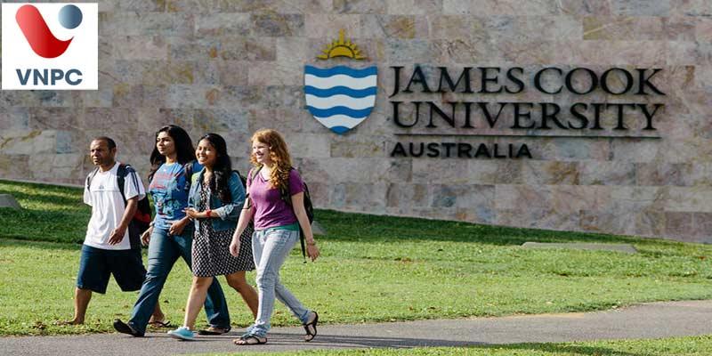 Du học Úc trường đại học James Cook
