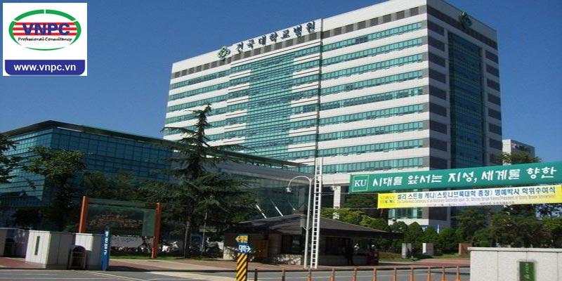 Du học Hàn Quốc Visa thẳng cùng KonKuk University