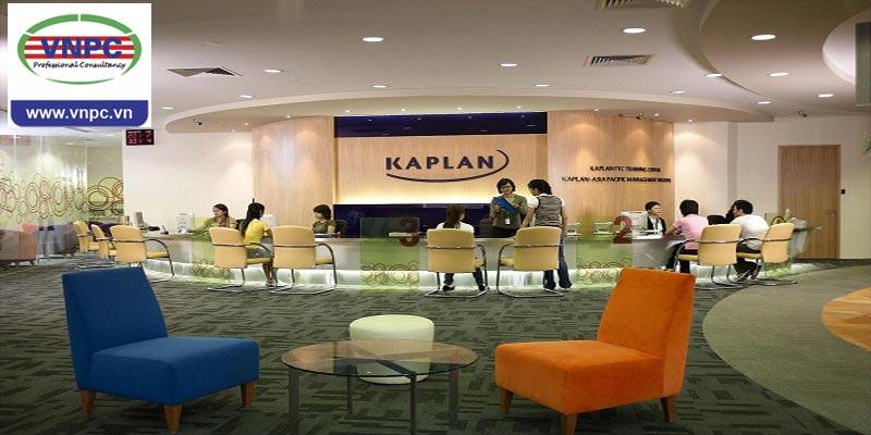 Thông tin học bổng trị giá 50% mới nhất từ Kaplan Singapore tháng 8/2019!