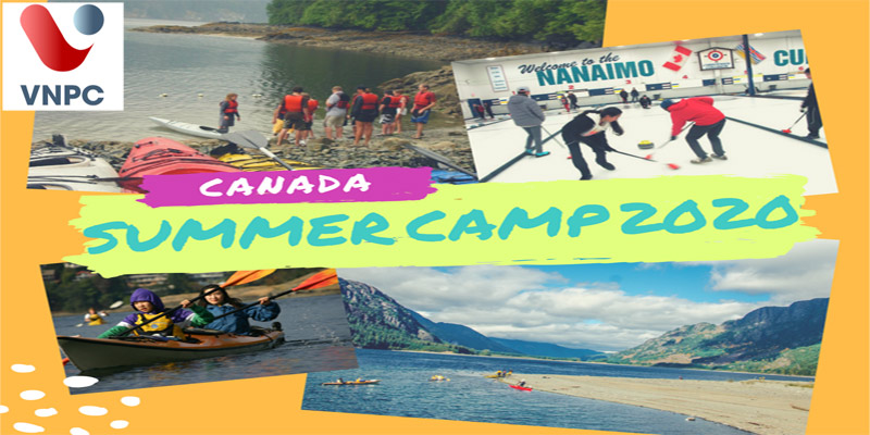 Mang trọn Canada về nhà với trại hè ICEAP 2020 tuyệt đỉnh!
