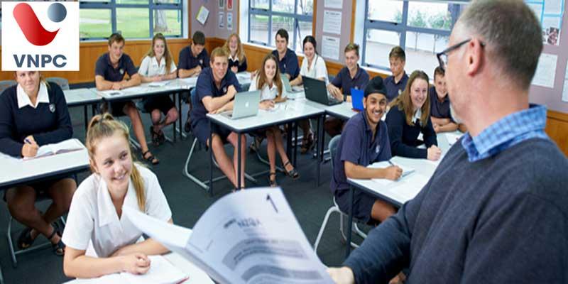 Du học trung học New Zealand tại trường Cambridge High School