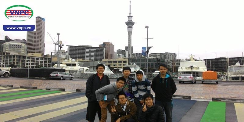 New Zealand có gì thu hút du học sinh?