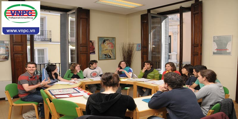 Du học Tây Ban Nha và học ngôn ngữ phổ biến thứ 4 thế giới