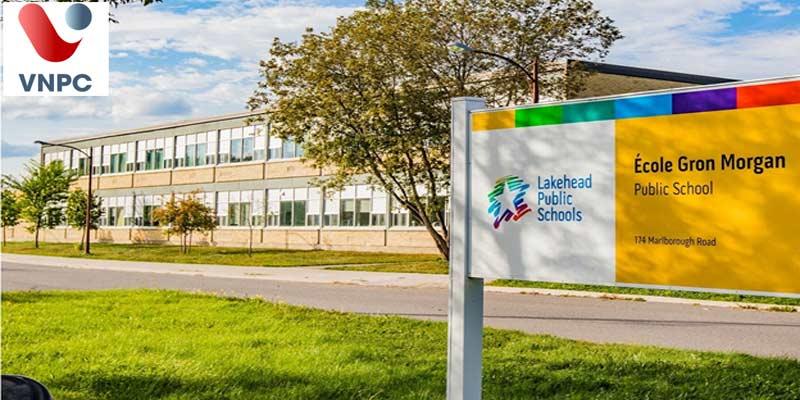 Du học Canada trung học phổ thông tại trường Lakehead Public Schools