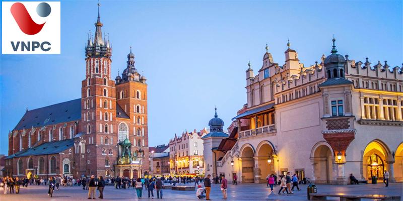 Công ty tư vấn du học Ba Lan uy tín ở Hà Nội - TPHCM (Sài Gòn)