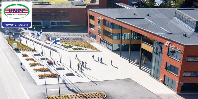 Thế mạnh về Kinh doanh quốc tế từ Đại học Khoa học Ứng dụng Saimaa, Phần Lan