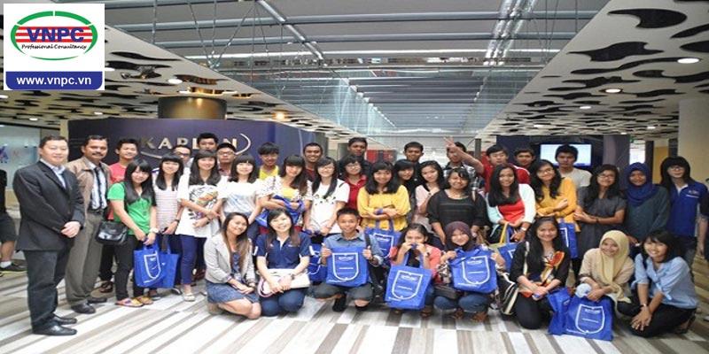 Học viện Kaplan Singapore trường duy nhất tìm việc cho sinh viên sau tốt nghiệp