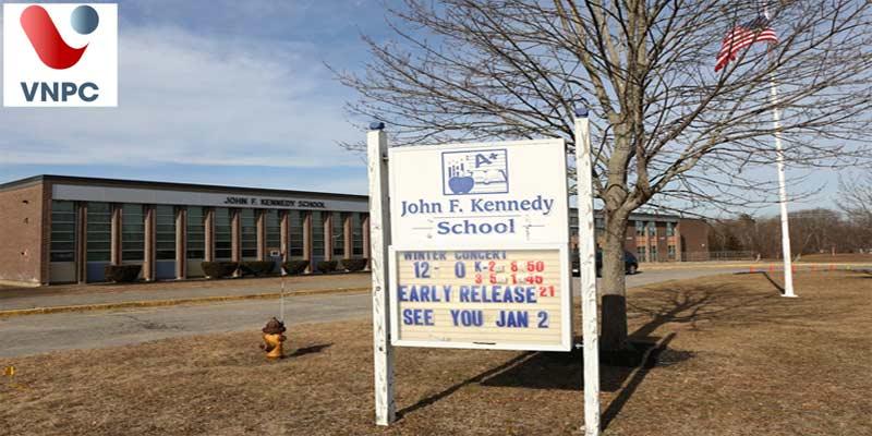 Du học Mỹ bậc trung học John F Kennedy School