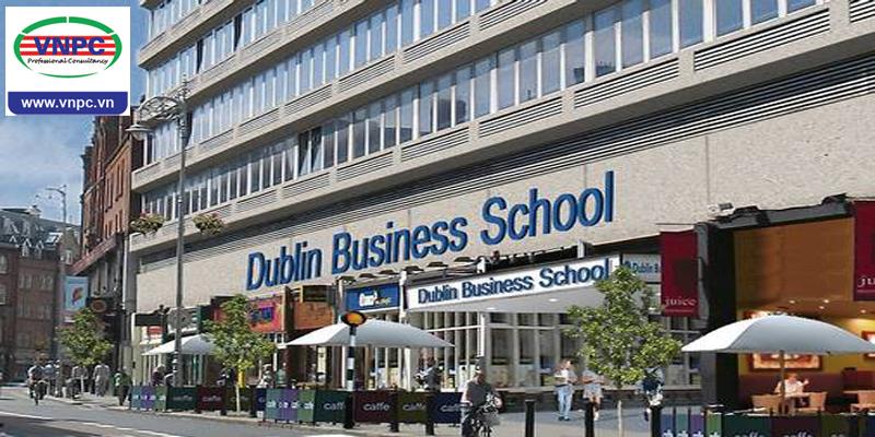 Du học Ireland: Học kinh tế tại Dublin Business School