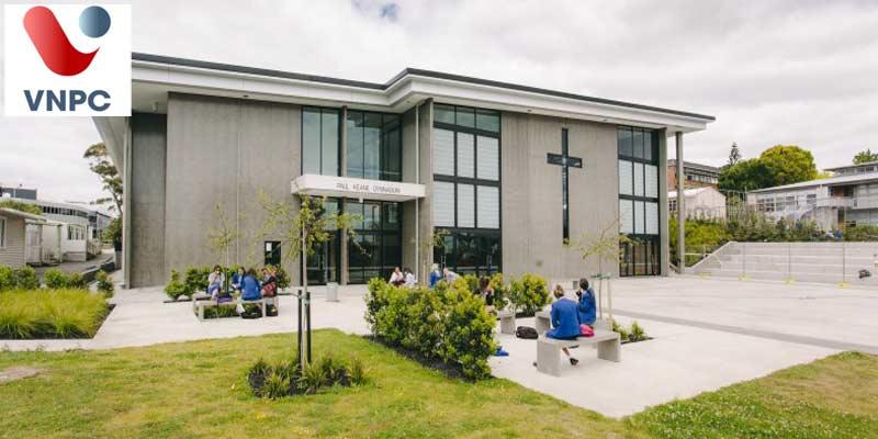 Du học New Zealand bậc trung học tại trường St Mary's College