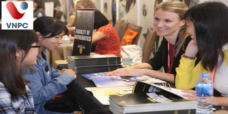 Vô vàn cơ hội giá trị tại ngày hội giáo dục lần thứ 11 do Đại sứ quán Canada tổ chức