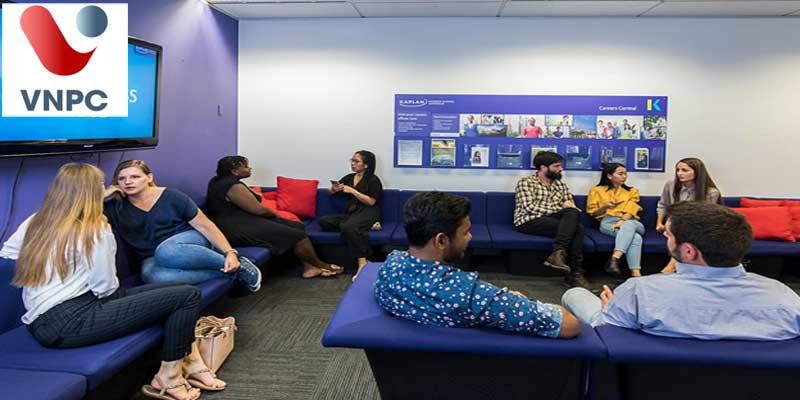 Du học Úc tối ưu chi phí tại trường Kaplan Business School