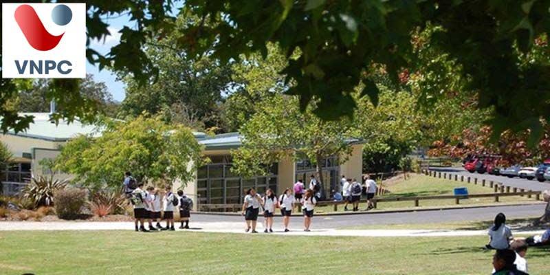 Du học New Zealand bậc trung học tại trường Selwyn College High School