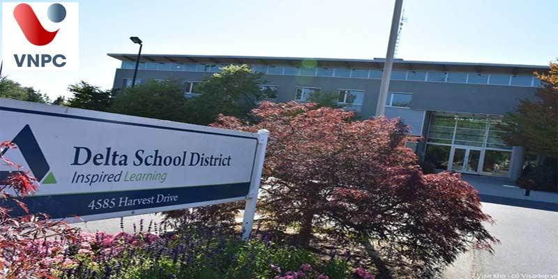 Du học Canada bậc trung học tại trường Delta School District
