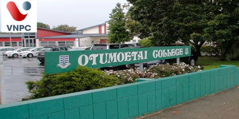 Du học New Zealand tại trường trung học Otumoetai College