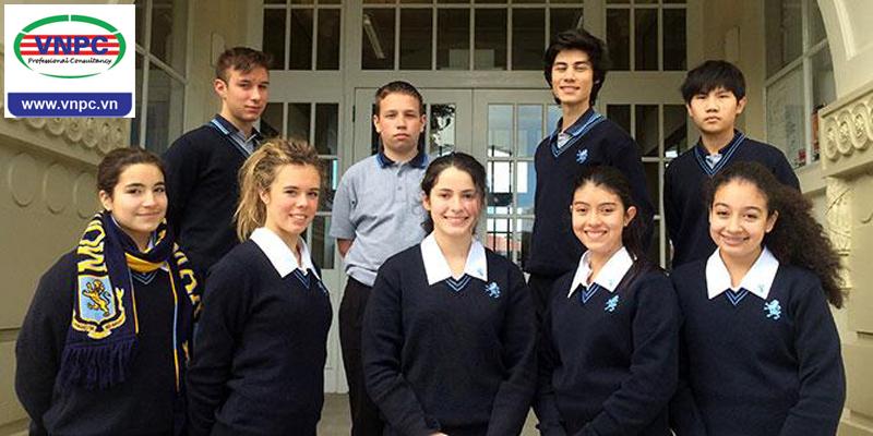 Du học New Zealand bậc THPT tại trường Mount Albert Grammar School