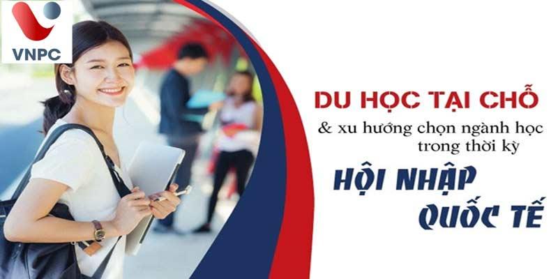 Du học tại chỗ lựa chọn an toàn và nhiều lợi ích cho sinh viên Việt Nam
