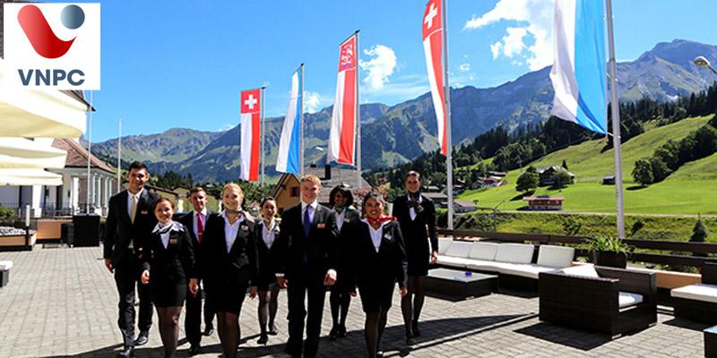 Học du lịch khách sạn tại Thụy Sỹ cùng học viện HTMi