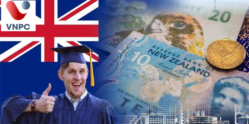 Chi phí du học New Zealand tự túc