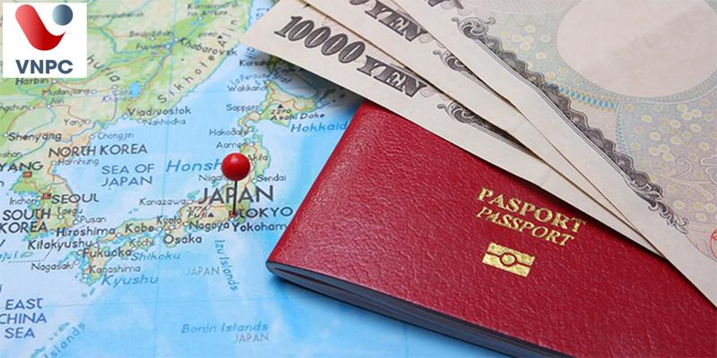 Chi phí thăm thân Nhật Bản
