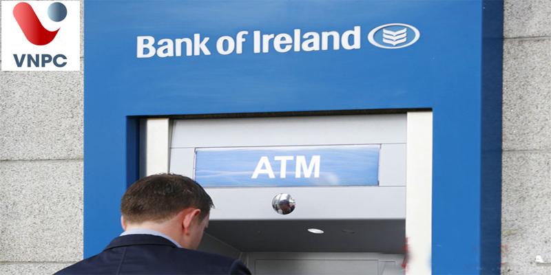 Dịch vụ ngân hàng ở Ireland