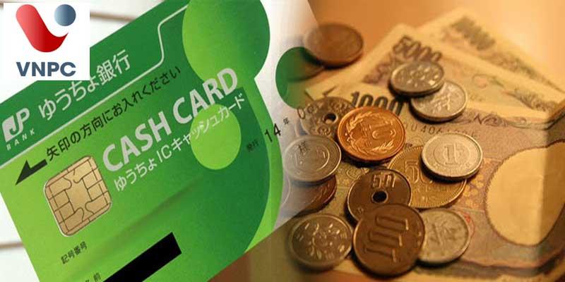 Dịch vụ ngân hàng ở Nhật Bản