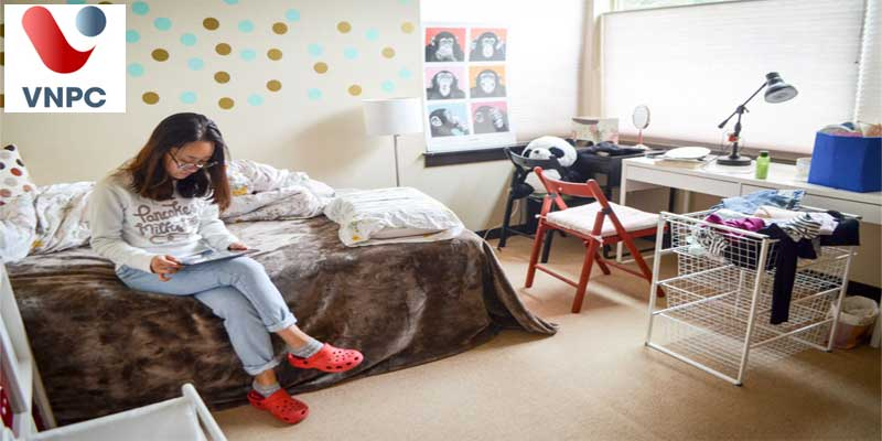 Tìm nhà cho du học sinh ở Trung Quốc