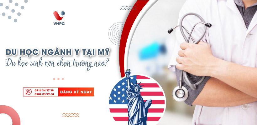 Du học Mỹ ngành Y