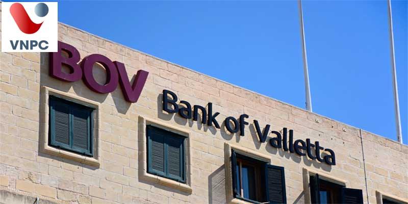Dịch vụ ngân hàng ở Malta