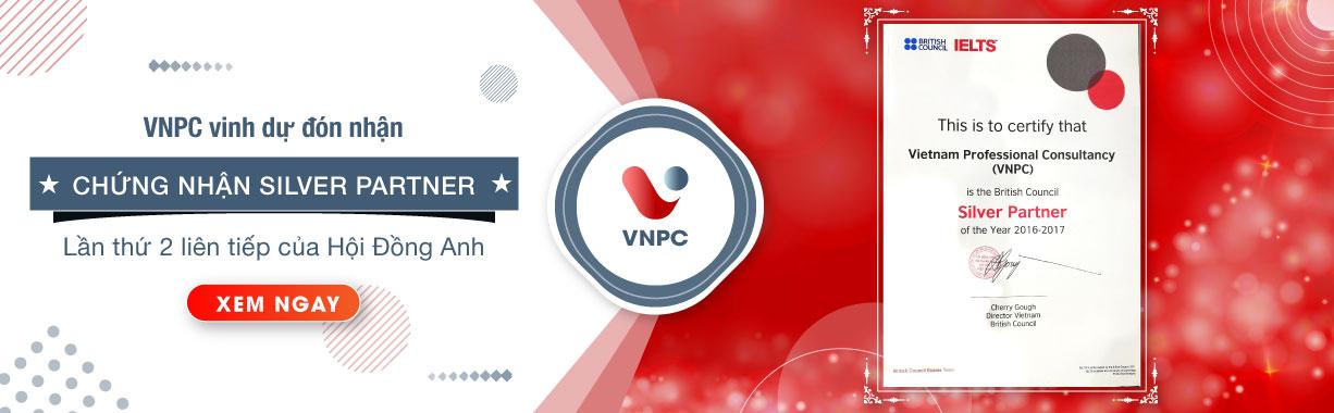 VNPC vinh dự đón nhận chứng nhận Silver Partner lần thứ 2 liên tiếp của hội đồng Anh 2020