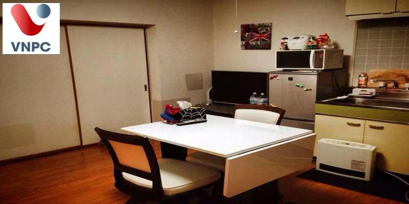 Tìm nhà cho du học sinh ở Nhật Bản