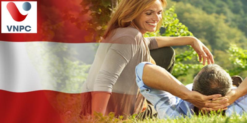 Visa thăm thân Áo