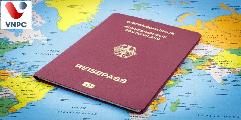 Visa thăm thân Đức