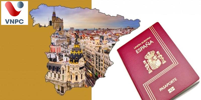 Visa thăm thân Tây Ban Nha