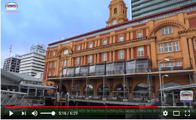 Video tổng quan du học New Zealand