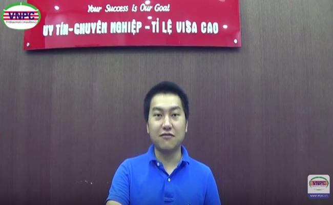 Video du học Úc - Nguyễn Tuấn Hoàng