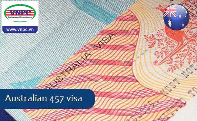 Updates Những thay đổi trong Visa việc làm 457 tại Úc