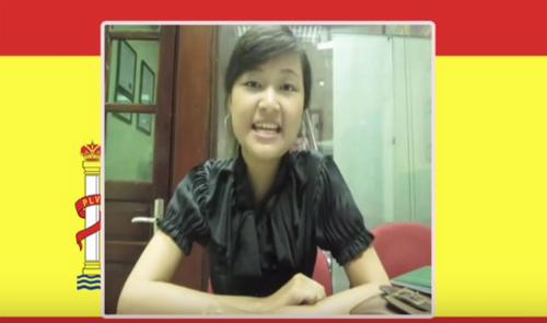 Nguyễn Anh Tú đi du học Tây Ban Nha chia sẻ