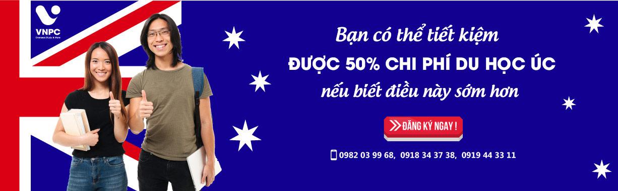 Bạn có thể tiết kiệm được 50% chi phí du học Úc 2021 nếu biết điều này sớm hơn